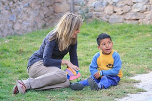Spanish and volunteering in Urubamba Peru