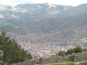 altitud altura Cusco