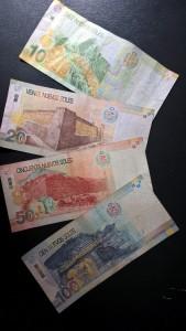 Geld in Peru Informationen