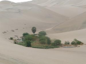 Huacachina 秘鲁南部