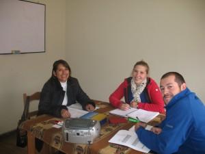 Spanska kurser i grupp eller individ