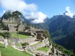 马丘比丘秘鲁