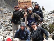 Salkantay Trek Cusco