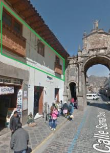Cusco plaza san francisco 369